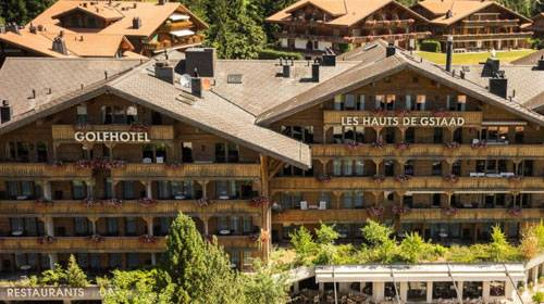 Golfhotel Gstaad (BE, CH)